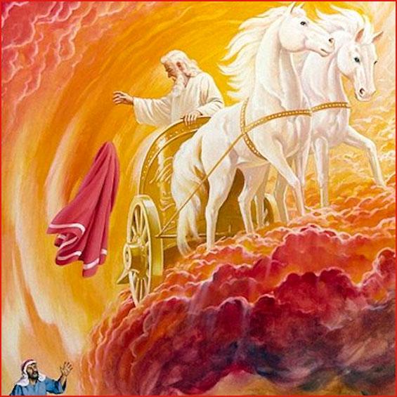 Pegazusok, égi lovak a Bibliában