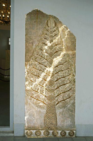 Zoroasztriánus karácsonyi örökzöld fa
