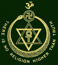 A Teozófiai Társaság emblémája