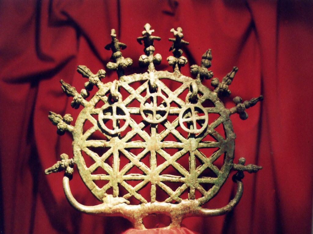 Hettita vallási jelkép