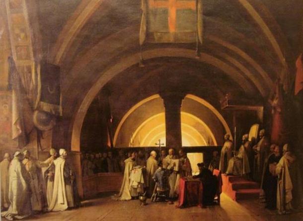 A Templomosok elleni per