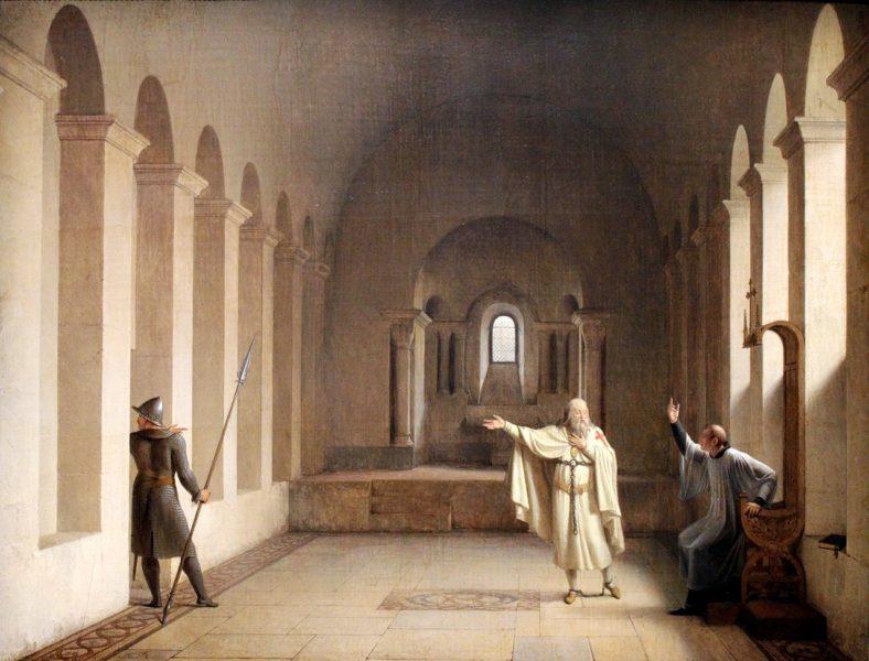 Jacques de Molay, a Templomosok utolsó, 23. nagymestere