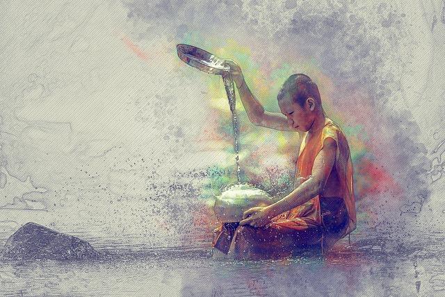 A spirituális takarítás titka - elképesztően hatékony meditációs technika