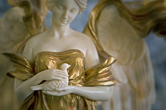Az angyalok mindig veled vannak.