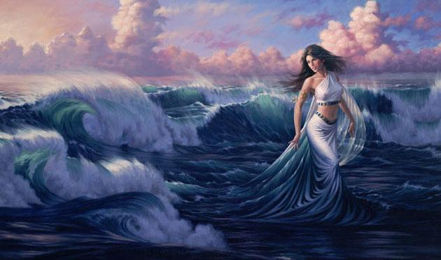 Asherah, az istennő