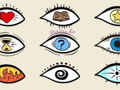 Válassz egy szemet a 9 közül, hogy megtudd, mi a valódi erősséged!