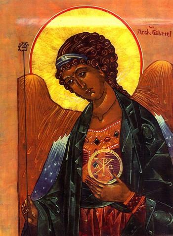 GÁBRIEL : a határozottság arkangyala