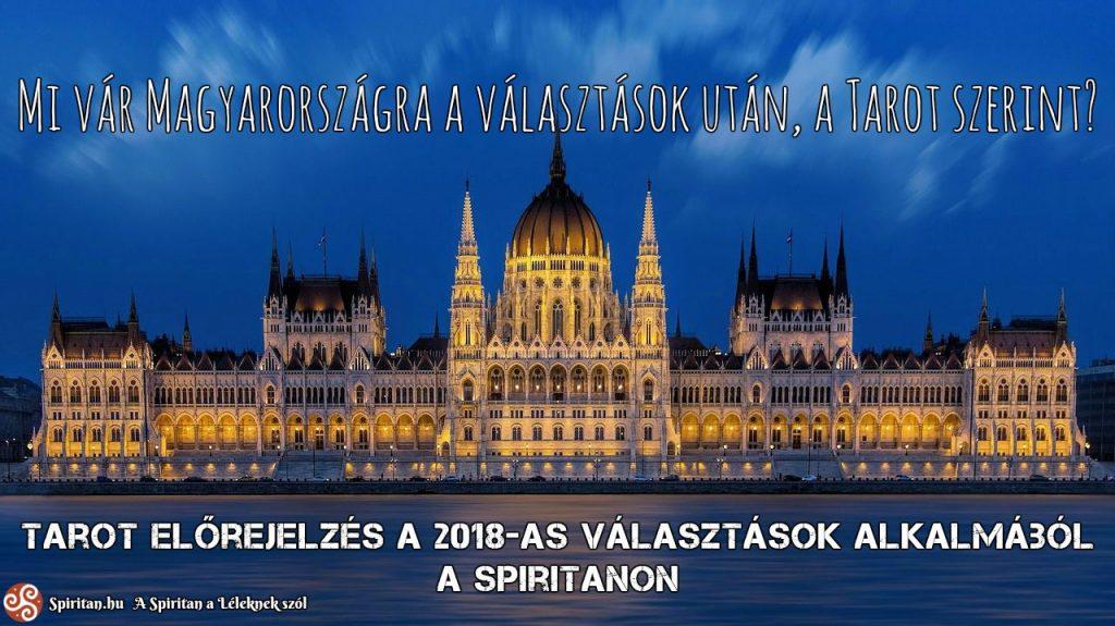 Mi vár Magyarországra a választások után, a Tarot szerint?