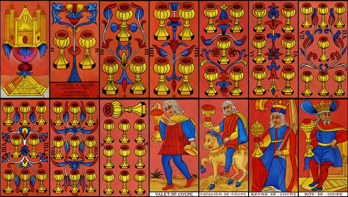 Marseilles-Tarot
