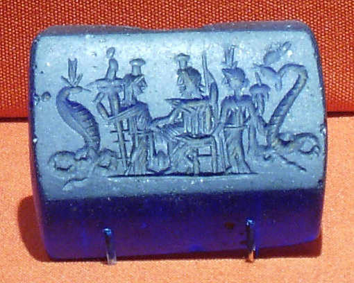 Agathodaimónok (jó daimónok) és istenek