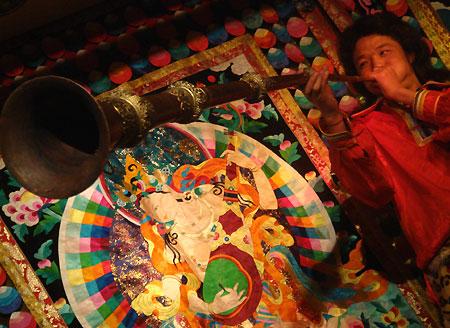 A tibeti szakrális zene titkai