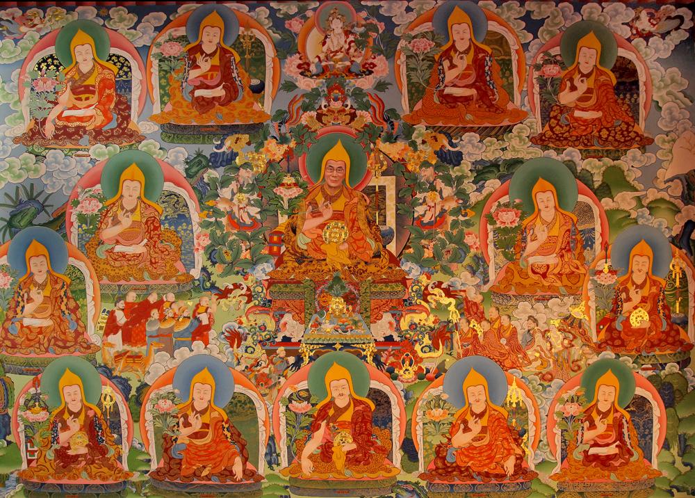 A Dalai Lámák