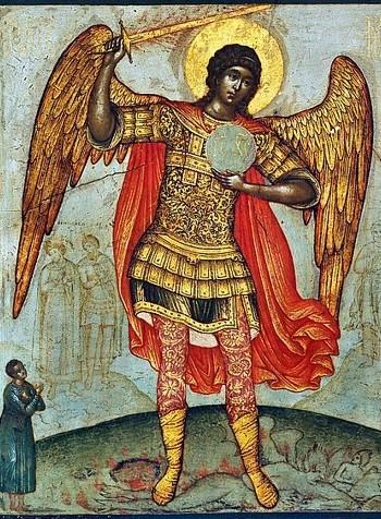 Mikháel (Mihály) : a siker angyala