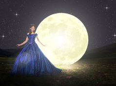 Telihold, Gabona Hold és elengedés az Áramlás szolgálatában augusztus 26-augusztus 28