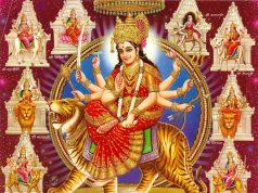 Navaratri, avagy az Istennő Kilenc éjszakája