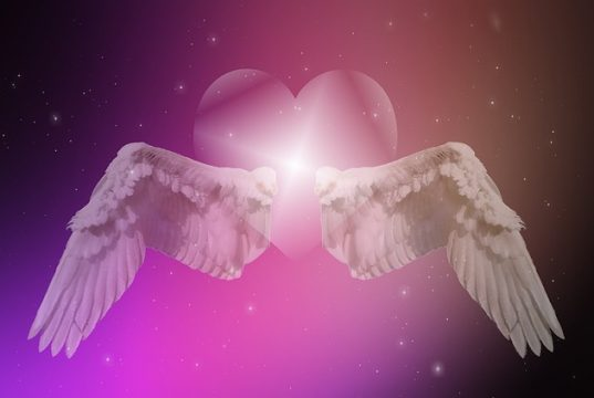 Angyali szárnyak szeretetmeditáció: a benned élő szeretet kisugárzása