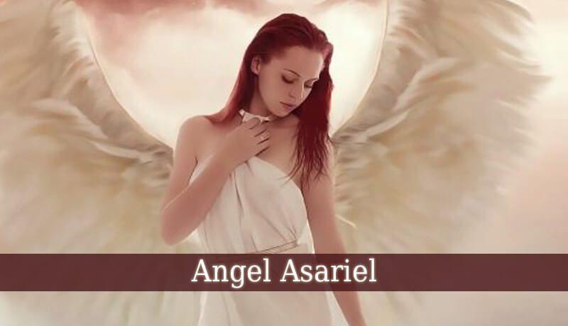 ASARIEL (ARAIEL) : az érzelmek angyala