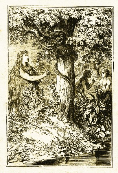 Ádám, Éva és Lilith (Carl Poellath: Lilith)