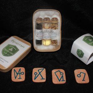 Angyali őselemi mágikus csomagok készülnek Neked. Kérsz egyet?
