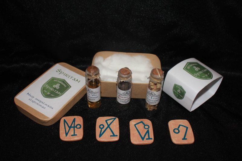 Deluxe angyali őselemi mágikus csomag