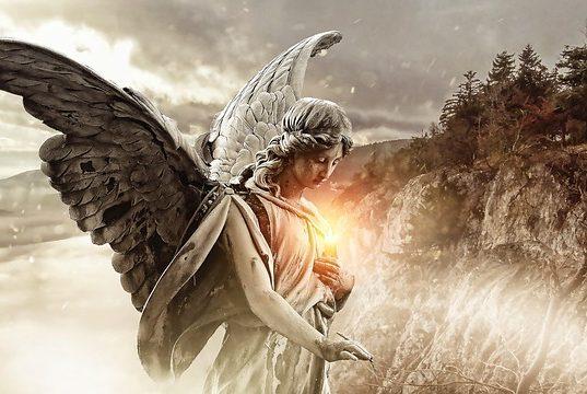 Ithuriel angyal, a valódi énünk angyala és Ambriel angyal, aki a kommunikációban segít
