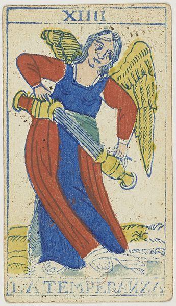 Tarot Iskola 17: Nagy Arkánum XIV. Az Egyensúly