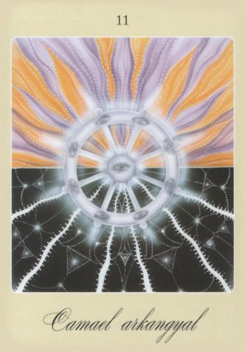Harmadik angyalkártya: Camael arkangyal