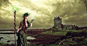 Az Istennő földje: Írország az Istennőről, Ériuról kapta a nevét