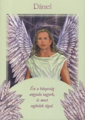 Második angyalkártya: Dániel arkangyal