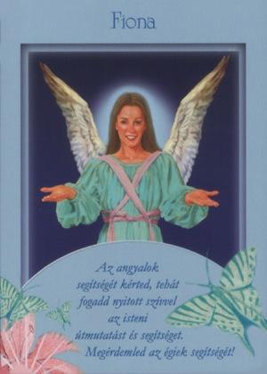 Első Mihály Arkangyalkártya: Fiona