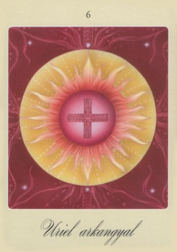 Negyedik angyalkártya: Uriel arkangyal