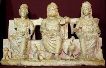 Egy friss leleten bukkantak rá a régészek az ősi etruszk bőségistennő nevére