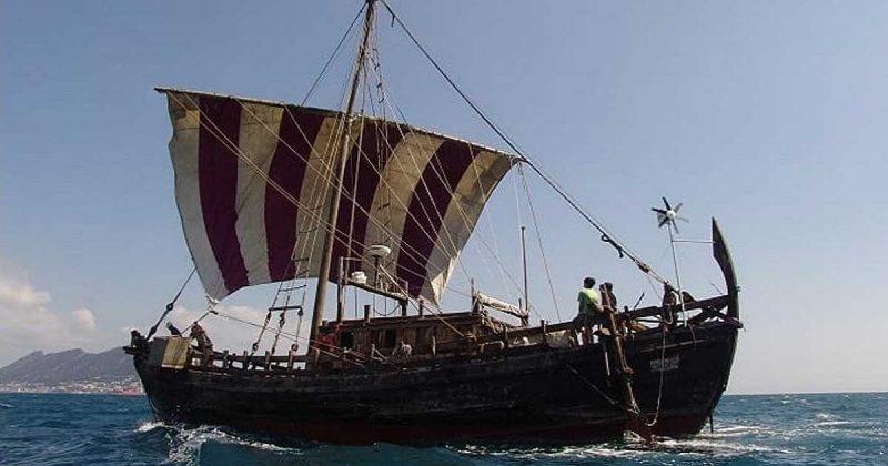 A föníciai hajók gond nélkül voltak képesek átszelni az óceánt is