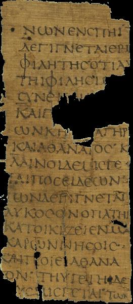Leszboszi Hellanikosz írástöredéke Atlantiszról