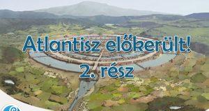 Atlantisz előkerült, avagy bizonyítottan létezett a szigetállam, 2. rész: Szantorini és a spanyol Atlantisz