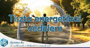Tiszta energetikai védelem