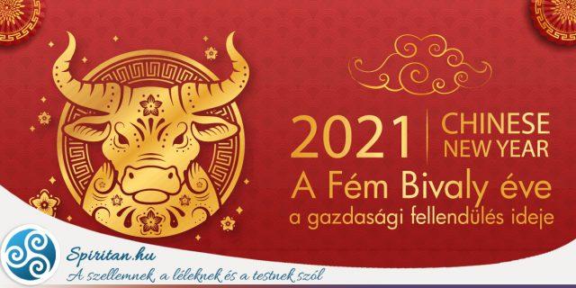 2021 a Fém Bivaly éve: tudj meg mindent a Bivaly évéről és a kínai holdújévről!